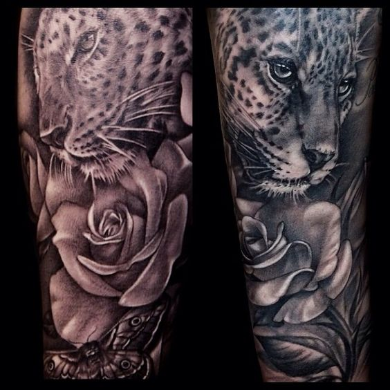 Fking beautiful!!! This might change my mind about getting an arm tattoo. Still dont know yet, but I DO know I want this soooo baaaad!!