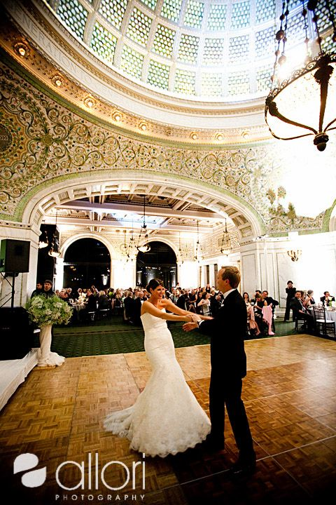 Chicago Wedding Venue Cultural Center Chicagochoiceceremonies For Officiant Services Venues Pinterest