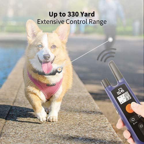Upgraded Dog Shock Collar With Training Modes Dog Care Dog