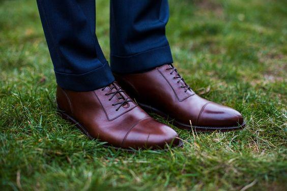 обувь Loake история бренда