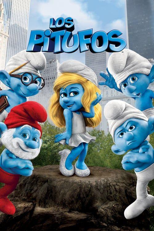 Los Pitufos 2011 Pelicula Completa En Espanol Latino Online In 2020 Smurfs Smurfs Movie Minion Movie