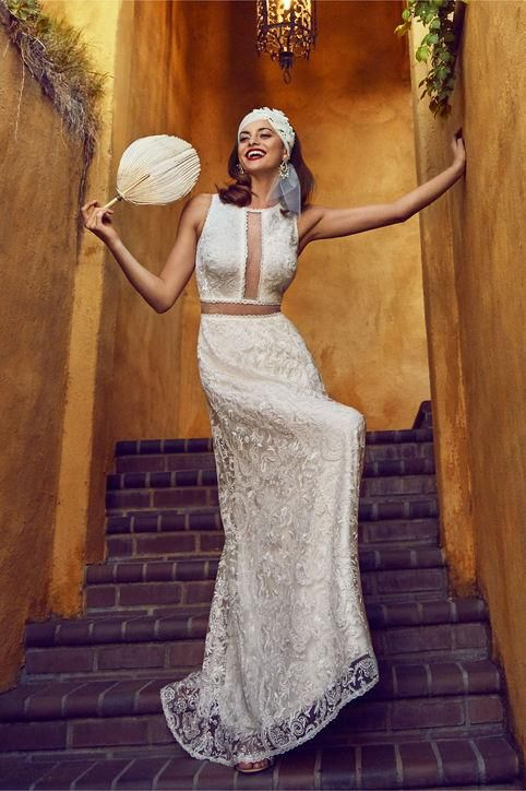 These Wedding Dresses Are So Over-the-Top Romantic, You Might Faint ...