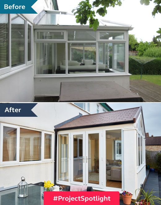 Projectspotlight From Conservatory To Extension Good To Be Home Conservatory Design House Redesign Modern Conservatory