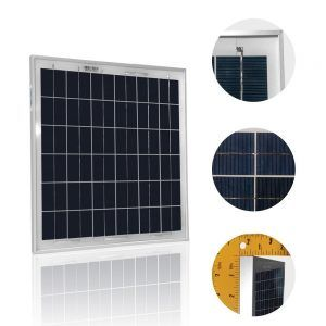 Acopowera 15watt 15w Polycrystalline Photovoltaic Pv Solar Panel Module 12v Battery Charging