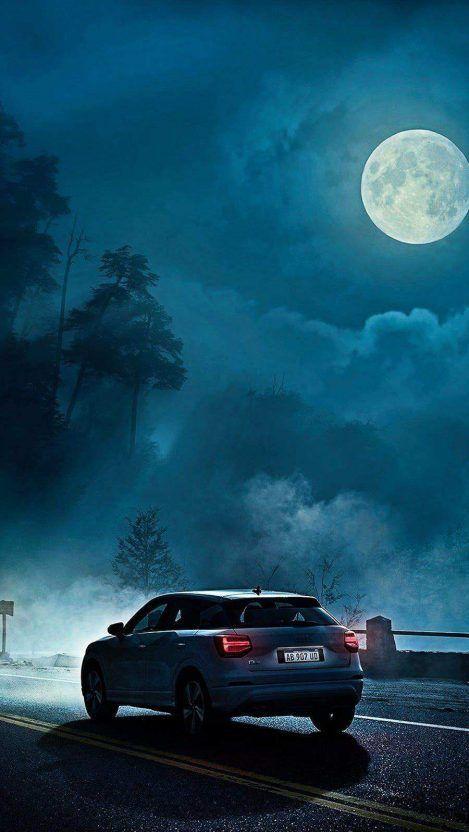 Audi Night Driving Iphone Wallpaper Iphone Wallpapers Cars And Motor Night Driving Iphone Wallpaper Car Wallpapers
