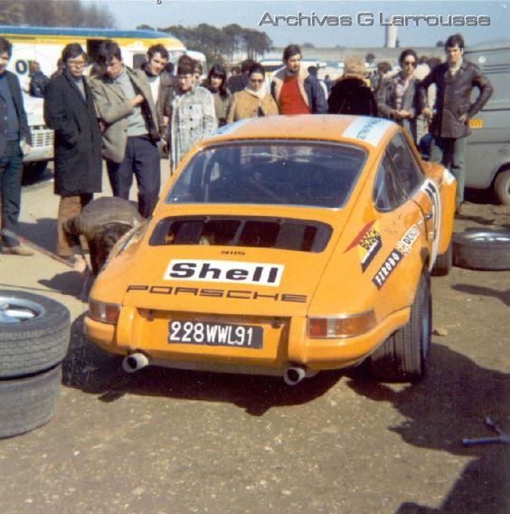 911 ST larrousse