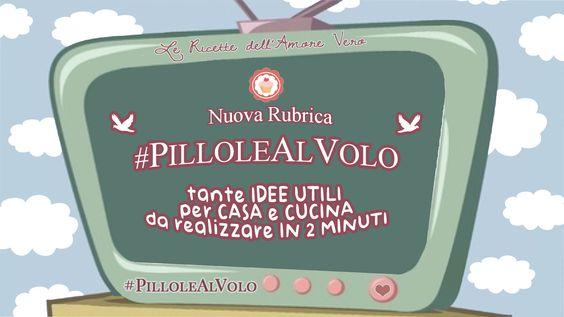 Nuova Super Rubrica #PILLOLEALVOLO