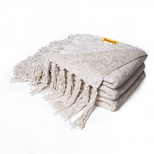 Yuuhum Ultra Soft Sherpa Fleece Throw Blanket Couch Sofa Plush Fuzzy Blanket Th