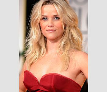 Reese Witherspoon - Golden Globes 2012