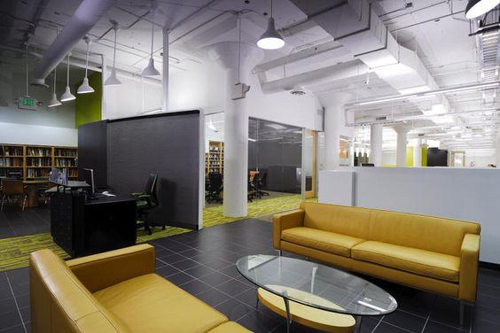 FENNIE+MEHL Architects | Office Interiors | Amazon Advertising | San Francisco | www.fm-arch.com