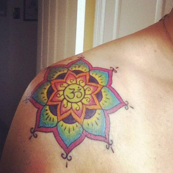 new tattoo... Rebecca from classic in San Marcos TX... love it!