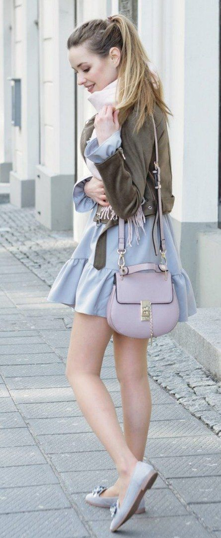 Girly spring | Pastel tones