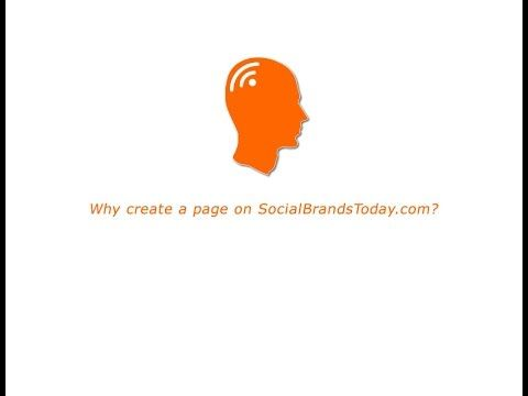 Why Sign Up For Social Brands Today?