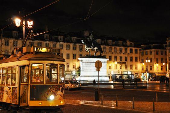 Lisboa by night - Lisboa, Lisboa