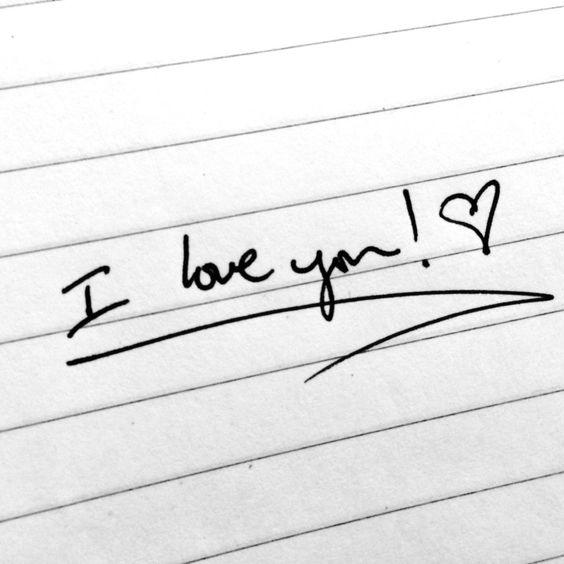 A Handwritten I Love You http://craftulous.com/handwritten-love/?utm_campaign=coschedule&utm_source=pinterest&utm_medium=Kristina%20Quinones%20(craftulous%20%7Bblog%7D)&utm_content=A%20Handwritten%20I%20Love%20You