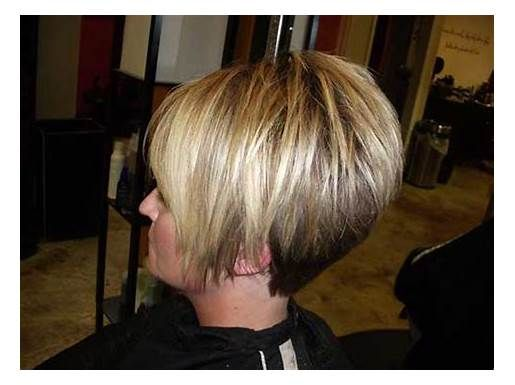 Very Short Stacked Bob Hairstyles Back View Front And Haircuts With 2019 Short Stacked Hair Stacked Haircuts Bob Haircut Back View