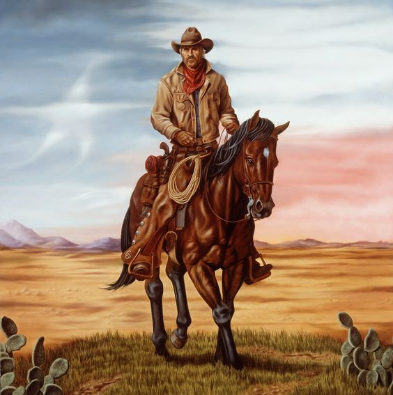 Western Cowboys | Western Art Paintings