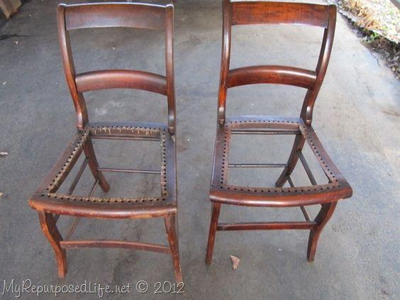 Orphan Stühle (2)