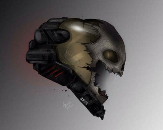 how to make a halo spartan helmet