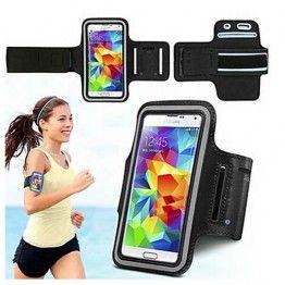 Protective Sports Armband (Blue) - Galaxy S7 / S6 / S6 Edge