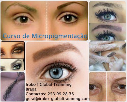 Micropigmentação - Técnicas