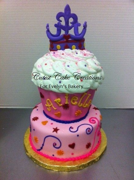 Kids Birthday Cake!