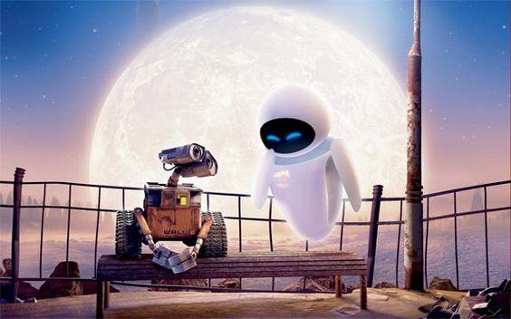WALL-E  - Pixar