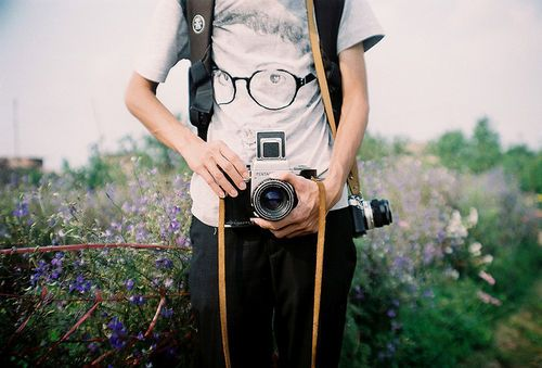 Al buen fotógrafo.