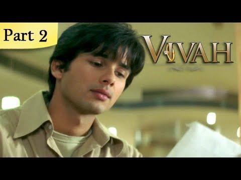 Vivah Hindi Movie Part 2 14 Shahid Kapoor Amrita Rao Romantic Bollywood Family Drama Movies Youtube Family Drama Drama Film Film