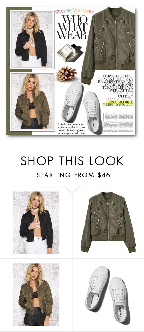 """""""Staying summer 16"""" by tanja133 ❤ liked on Polyvore featuring Garance Doré, Who What Wear and Abercrombie & Fitch"""