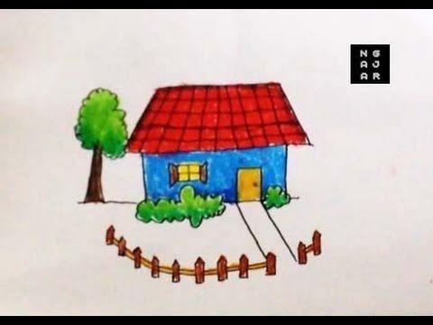 Contoh Gambar Mudah Untuk Anak Tk Link Download Bermacam Contoh Gambar Sekolah Untuk Mewarna Download Contoh Soal Mate Gambar Buku Gambar Cara Menggambar