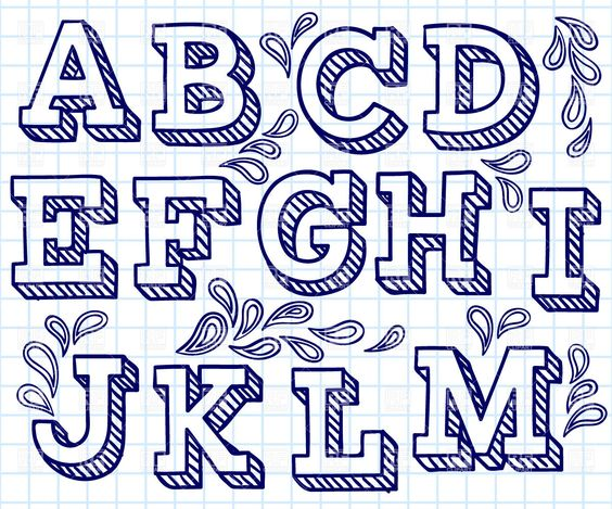 Clipart Letters Free Download