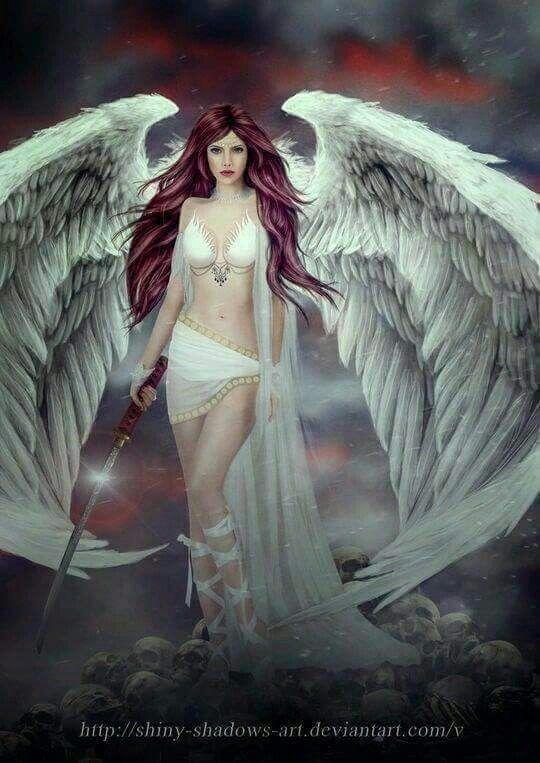 Hadas y anjeles