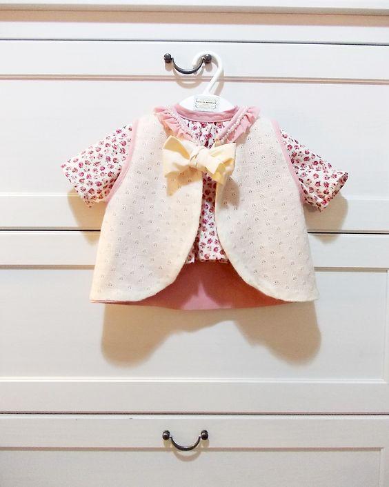 Little rosebud for baby girl (185 LEI la cutia.cu.maimute.breslo.ro)