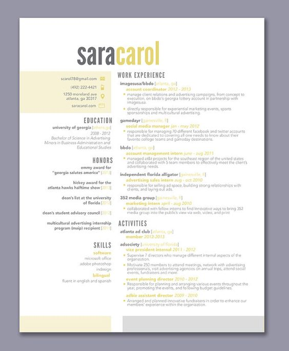 Collection of resumes \ opinions advice Pinterest Graphic - optimal resume wyotech