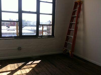 New Bushwick HQ for Two Coats of Paint, Guest Gallerist stint LES this Saturday