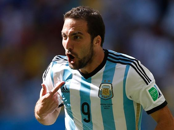 Gonzalo Higuain - Cuartos de Final (Argentina 1 – Belgica 0)