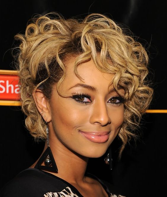 Incredible For Women Curly Hair And Keri Hilson On Pinterest Short Hairstyles For Black Women Fulllsitofus