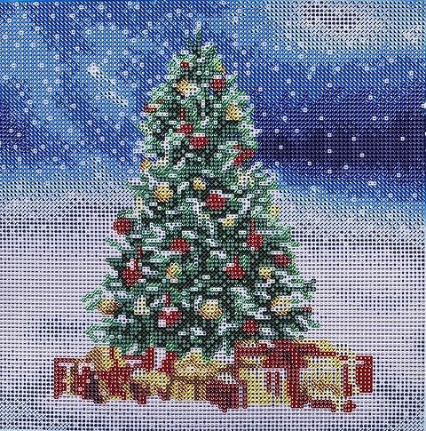 5d Diy Diamond Painting Holiday Christmas Tree Kit Christmas Tree Painting Diy Christmas Paintings Holiday Painting