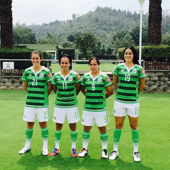 Selección Mexicana Femenil #FIFAWWC