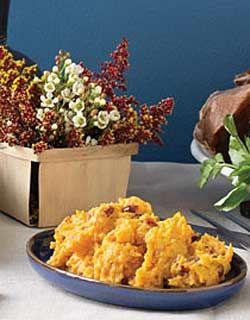 Vanilla & Dried Cherry Mashed Sweet Potatoes | Cherries, Vanilla and ...