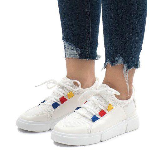 Biale Obuwie Sportowe Trampki 2018 9 Sport Shoes Sneakers Sneakers Shoes
