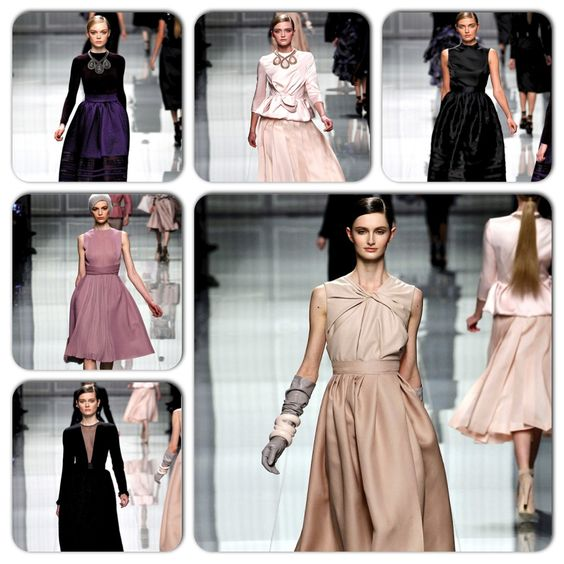Love @ First Sight: Dior Fall 2012
