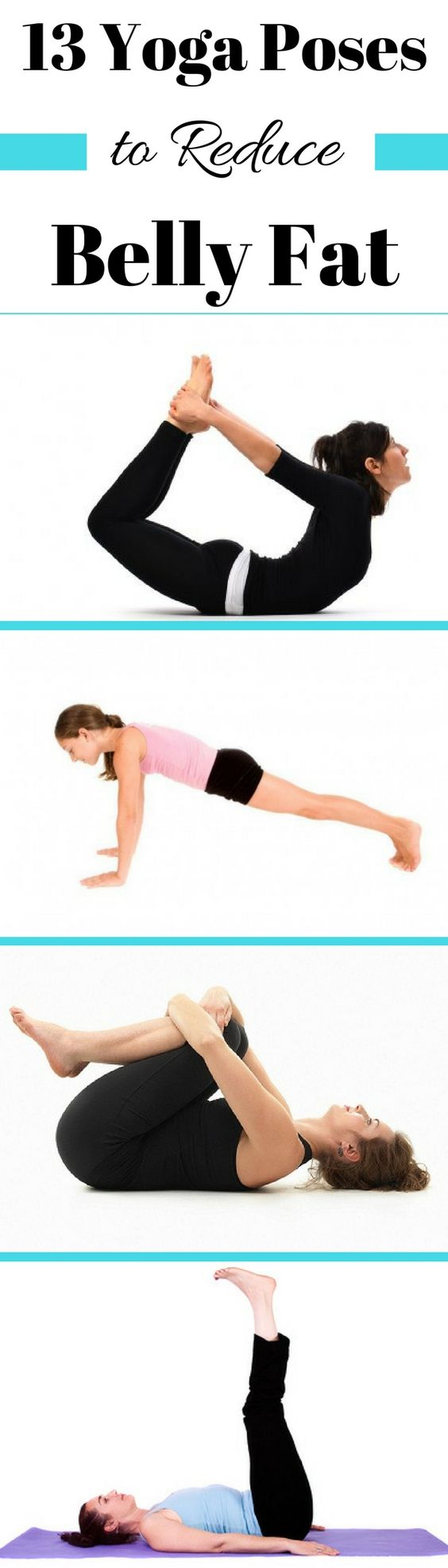 Here are 13 of the best yoga poses to help you lean up…