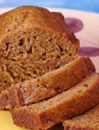Pumpkin-Apple Breakfast Bread - DivineCaroline