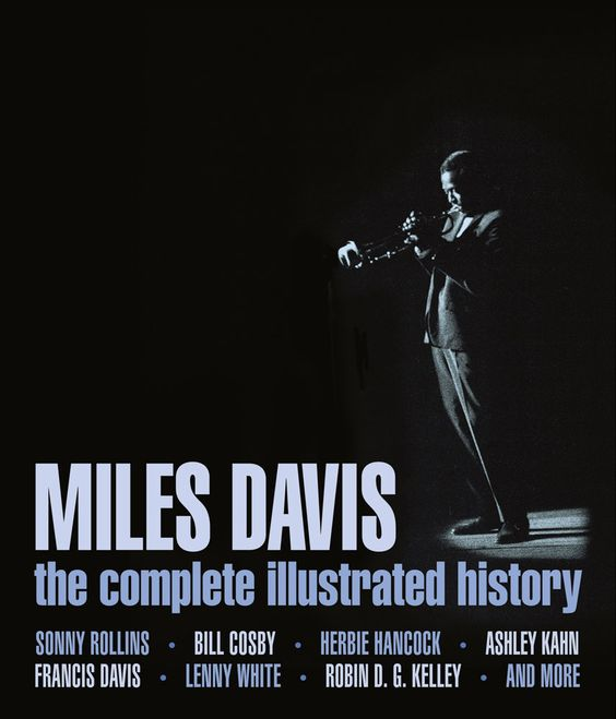 Mit dem vorliegenden Bildband erscheint endlich die erste illustrierte Dokumentation über den bedeutensten Jazz-Trompeter Miles Davis.