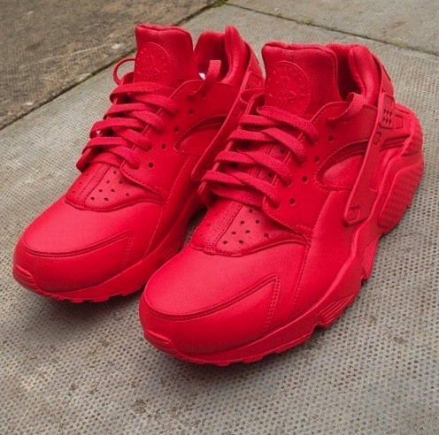 Buy Online all red huaraches Cheap