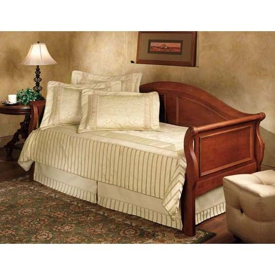 Hillsdale Furniture 124DBLHTR Bedford Daybed with Suspension Deck and Trundle