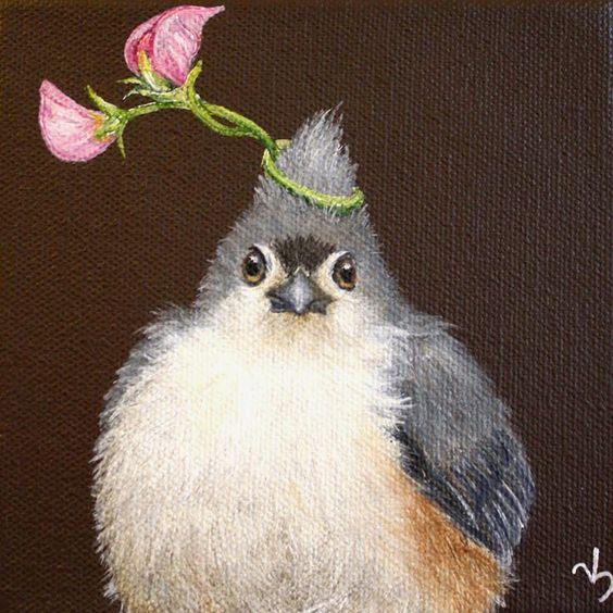 vicki sawyer artist | Swee' Pea | http://www.larkandkey.com/artists/vicki-sawyer/: