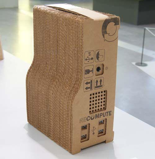 Recompute computador Ecológico